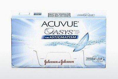 Kontaktlinsen Johnson & Johnson ACUVUE ADVANCE for ASTIGMATISM AGT-6P-REV