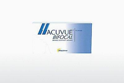 Kontaktlinsen Johnson & Johnson ACUVUE BIFOCAL BAC-6P-REV