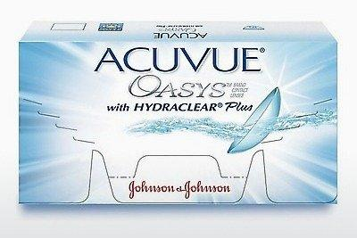 Kontaktlinsen Johnson & Johnson ACUVUE OASYS for ASTIGMATISM CYP-12P-REV