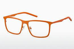 Designerbrillen Polaroid PLD D202 1K0 - Orange