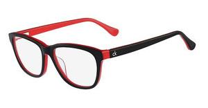 Calvin Klein CK5841 972 BLACK/RED