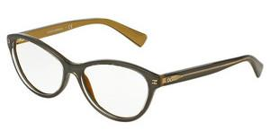 Dolce & Gabbana DG3232 2959 TOP GREY ON GOLD