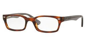Ray-Ban RX5150 5607 STRIPED HAVANA