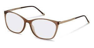 Rodenstock R5293 D light chocolate/ rose gold