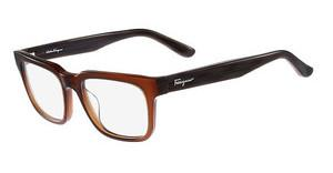 Salvatore Ferragamo SF2736 210 BROWN