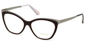 Tom Ford FT5374 050 braun dunkel