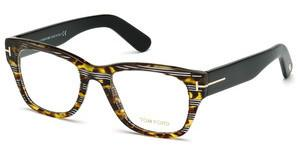 Tom Ford FT5379 056 havanna