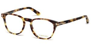 Tom Ford FT5410 055 havanna bunt