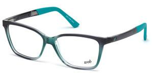 Web Eyewear WE5188 089 türkis