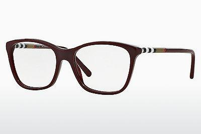 Designerbrillen Burberry BE2141 3403 - Rot, Bordeaux