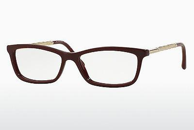 Designerbrillen Burberry BE2190 3403 - Rot, Bordeaux