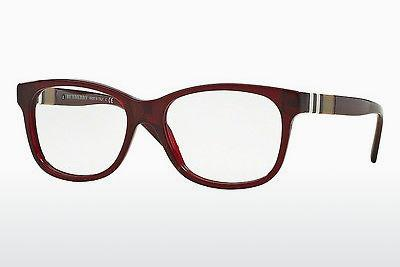 Designerbrillen Burberry BE2204 3543 - Rot, Bordeaux