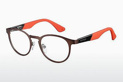 Designerbrillen Carrera CA5531 HAD - Braun, Schwarz, Orange