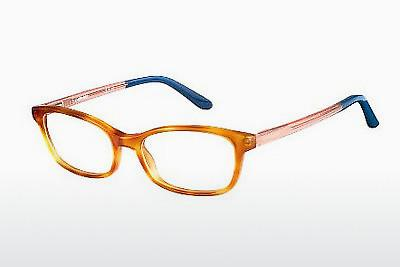 Designerbrillen Carrera CA6647 QKX - Orange, Braun, Havanna