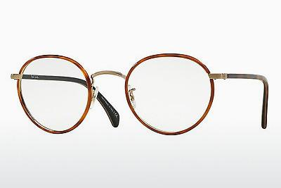 Designerbrillen Paul Smith KENNINGTON (PM4073J 5236) - Orange, Braun, Havanna, Gold