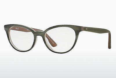 Designerbrillen Paul Smith JANETTE (PM8225U 1444) - Grün, Transparent, Weiß