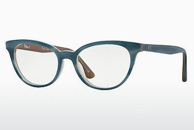 Designerbrillen Paul Smith JANETTE (PM8225U 1449) - Blau, Transparent, Weiß