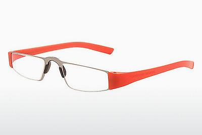 Designerbrillen Porsche Design P8801 O D2.50 - Orange, Transparent