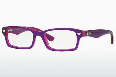 Designerbrillen Ray-Ban Junior RY1530 3666 - Purpur, Violet