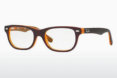 Designerbrillen Ray-Ban Junior RY1555 3674 - Braun, Orange