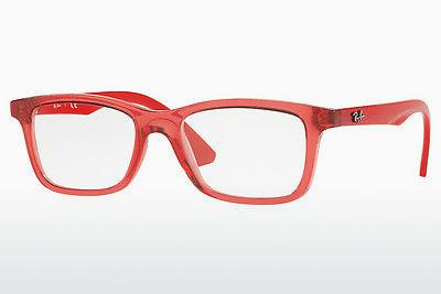 Designerbrillen Ray-Ban Junior RY1562 3687 - Transparent, Rot