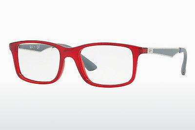 Designerbrillen Ray-Ban Junior RY1570 3723 - Transparent, Rot
