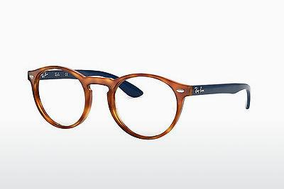 Designerbrillen Ray-Ban RX5283 5609 - Braun, Havanna, Orange