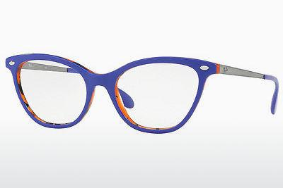 Designerbrillen Ray-Ban RX5360 5716 - Purpur, Braun, Havanna, Orange