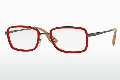 Designerbrillen Ray-Ban RX6336 2856 - Rot