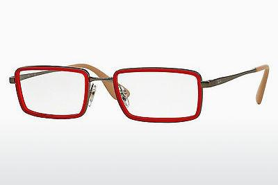 Designerbrillen Ray-Ban RX6337 2856 - Rot
