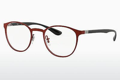Designerbrillen Ray-Ban RX6355 2922 - Rot