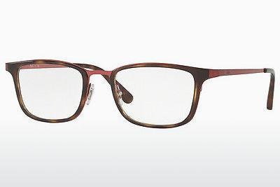 Designerbrillen Ray-Ban RX6373M 2922 - Rot