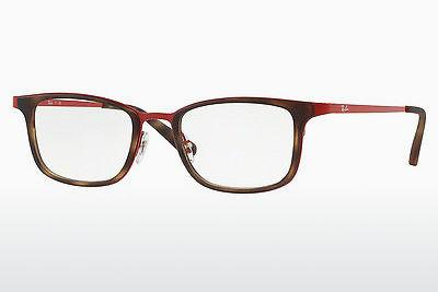 Designerbrillen Ray-Ban RX6373M 2959 - Rot