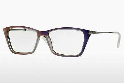 Designerbrillen Ray-Ban SHIRLEY (RX7022 5498) - Purpur, Violet