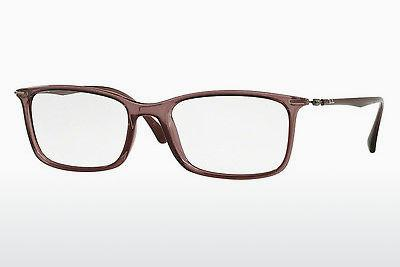 Designerbrillen Ray-Ban RX7031 5740 - Rot