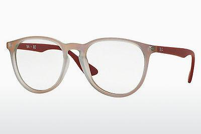 Designerbrillen Ray-Ban RX7046 5485 - Rot