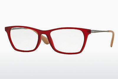 Designerbrillen Ray-Ban RX7053 5525 - Rot