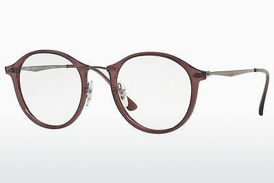 Designerbrillen Ray-Ban RX7073 5740 - Rot