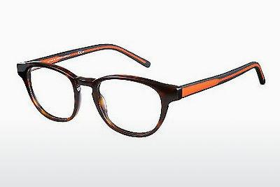 Designerbrillen Seventh Street S 250 Q3E - Orange, Braun, Havanna