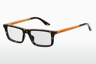 Designerbrillen Seventh Street S 267 0O9 - Orange, Braun, Havanna