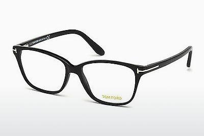 Designerbrillen Tom Ford FT4293 001 - Schwarz, Shiny