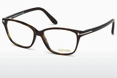 Designerbrillen Tom Ford FT5293 052 - Braun, Dark, Havana