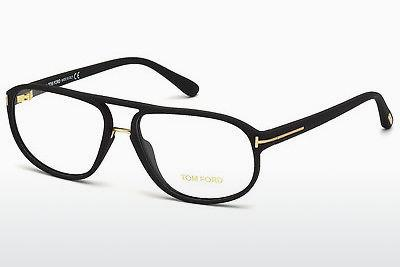 Designerbrillen Tom Ford FT5296 002 - Schwarz, Matt