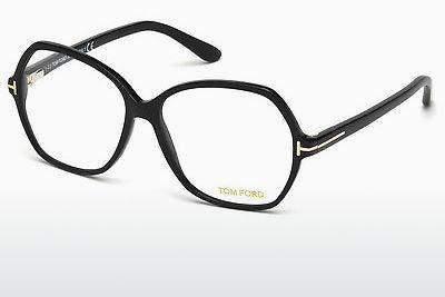 Designerbrillen Tom Ford FT5300 001 - Schwarz, Shiny
