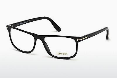 Designerbrillen Tom Ford FT5356 001 - Schwarz, Shiny