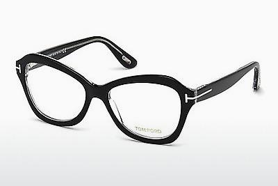 Designerbrillen Tom Ford FT5359 003 - Schwarz, Transparent