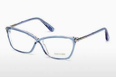 Designerbrillen Tom Ford FT5375 086 - Blau, Azurblue