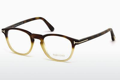 Designerbrillen Tom Ford FT5389 053 - Havanna, Yellow, Blond, Brown