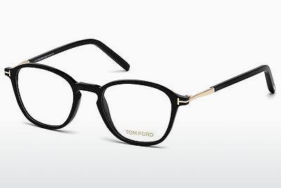 Designerbrillen Tom Ford FT5397 001 - Schwarz, Shiny