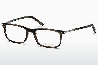 Designerbrillen Tom Ford FT5398 061 - Grün, Horn